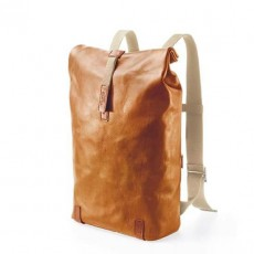 Pickwick Small Thick Leather Cult Cognac