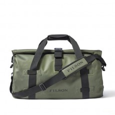 Medium Dry Duffle Bag Otter Green