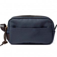 Rugged Twill Travel Kit Navy
