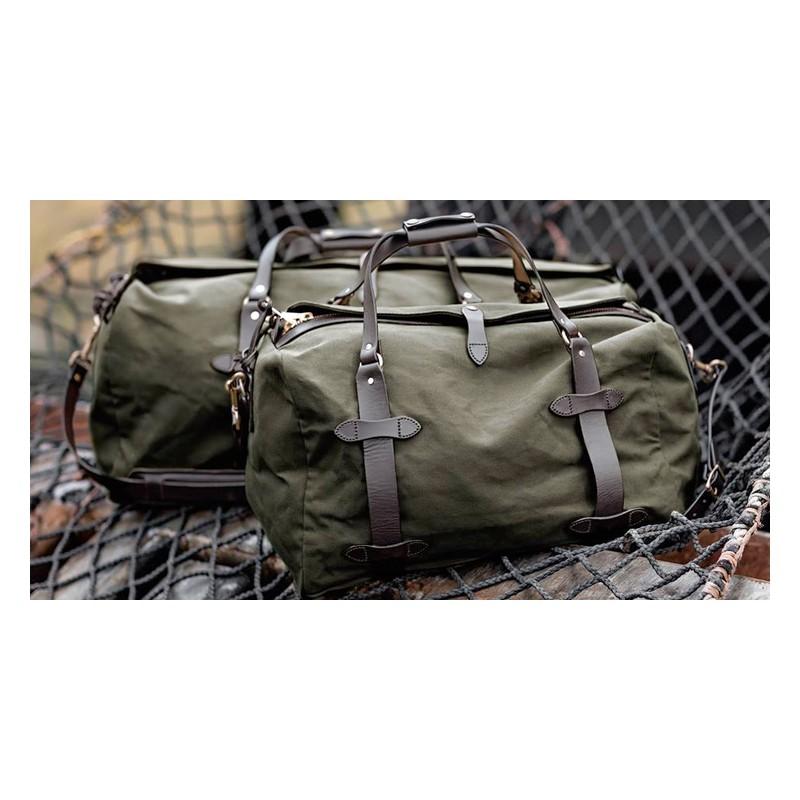 7df4e891d00 Filson Small Rugged Twill Duffle Bag Otter Green  365.83