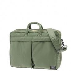 Tanker 2 Way Briefcase Green