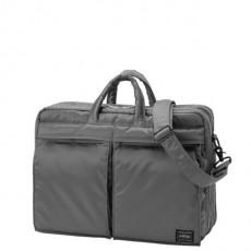 Tanker 2 Way Briefcase Grey