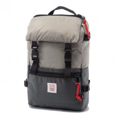 Rover Pack Silver Charcoal