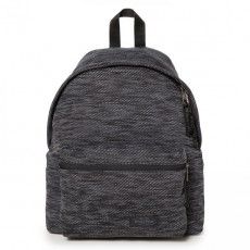 Padded Pak'r Knitted Black