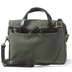 Rugged Twill Original Briefcase Otter Green