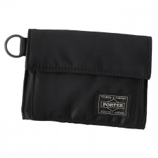 Tanker New Wallet Black