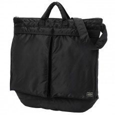 Tanker New 2 Way Helmet Bag Black