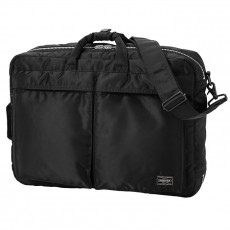 Tanker New 3 Way Briefcase Black