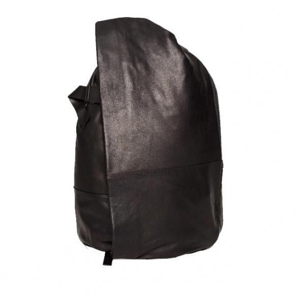 Isar M Alias Leather Black