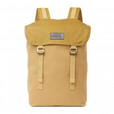 Rugged Twill Ranger Backpack Tan